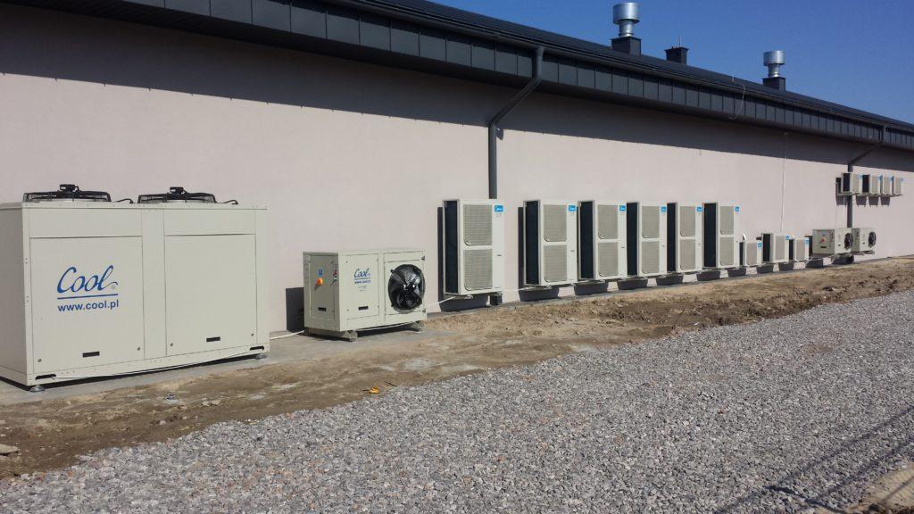 Instalacje chłodnicze CO2